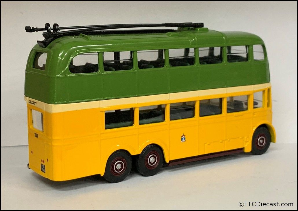 CORGI 43709 BUT 9641T Metro Cammell Trolleybus Glasgow Corporation